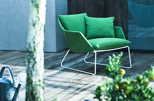 NEW YORK OUTDOOR ARMCHAIR