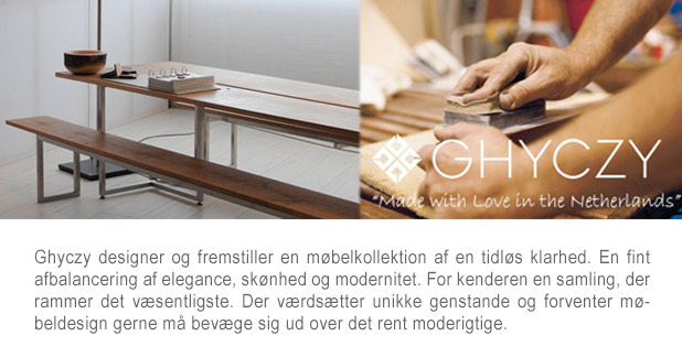 GHYCZY - Indoor design furniture