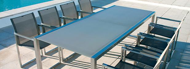 Ninix bord 300x100-73,5 cm