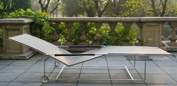 Stilren, minimalistisk solvogn fra FueraDentro