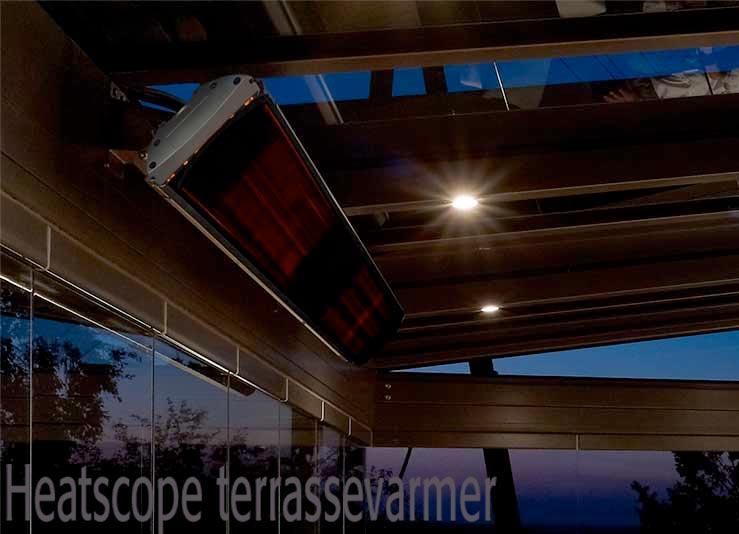 Lifeform heatscope terraceheaters
