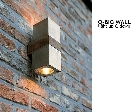 Q-bic - Udendørs lampeserie