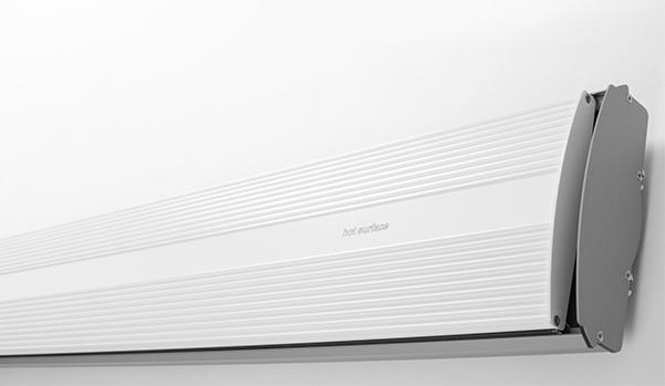 Heatscope Zero MHS-ZE1800WT, hvid